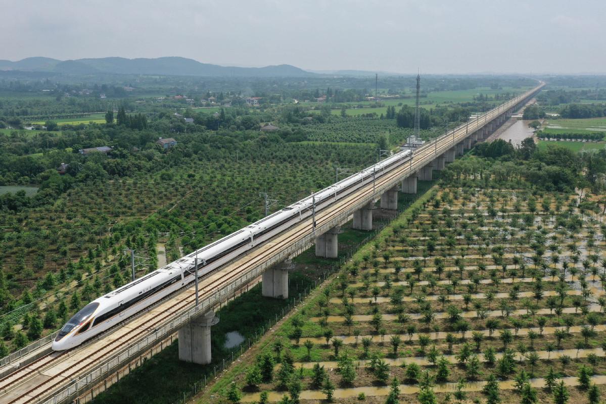 商合杭高铁全线贯通 衔接了这些城市