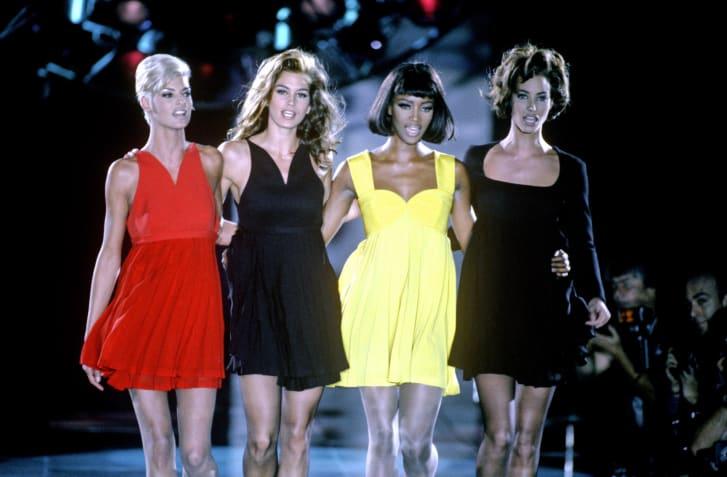 20世纪90年代的时尚:我们的穿衣简史