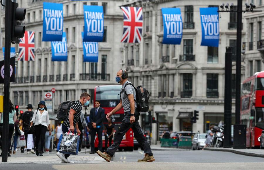 英國宣布對西班牙實行入境隔離