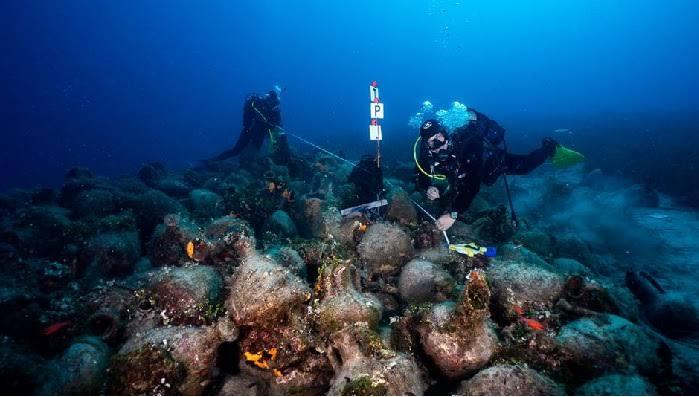 水下博物馆