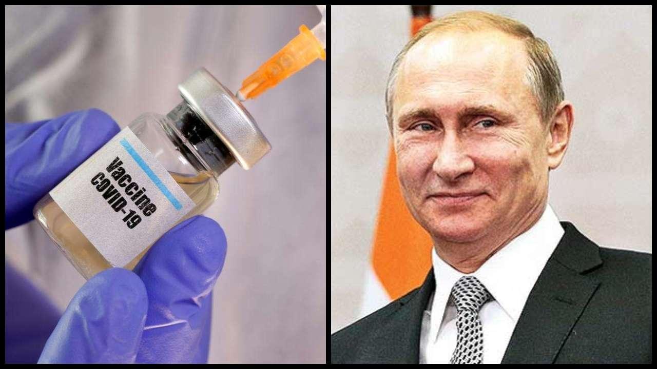 俄罗斯注册世界首款新冠疫苗