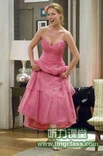 27 Dresses《新娘靠边闪》精讲之二