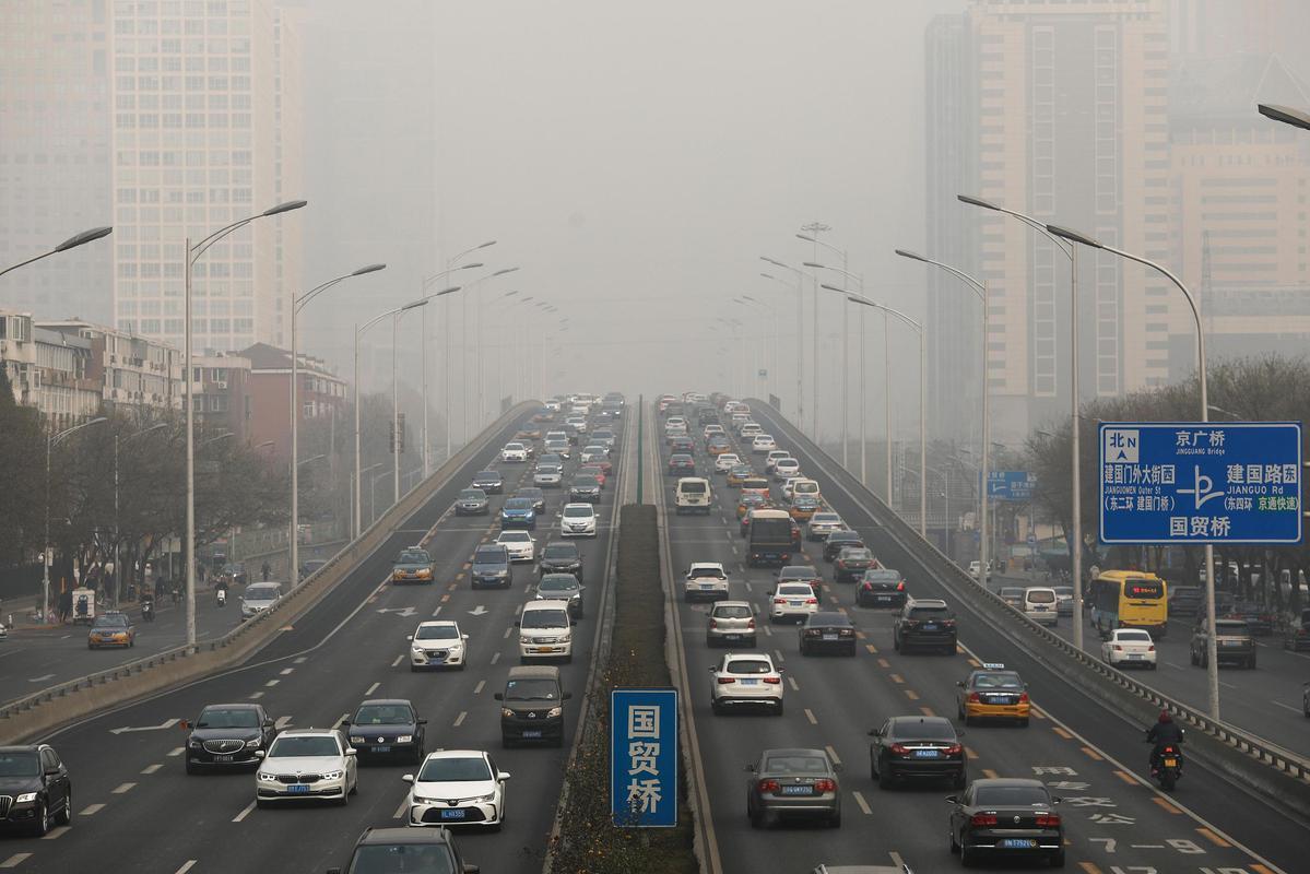 国家卫健委发布《空气污染(霾)人群健康防护指南》