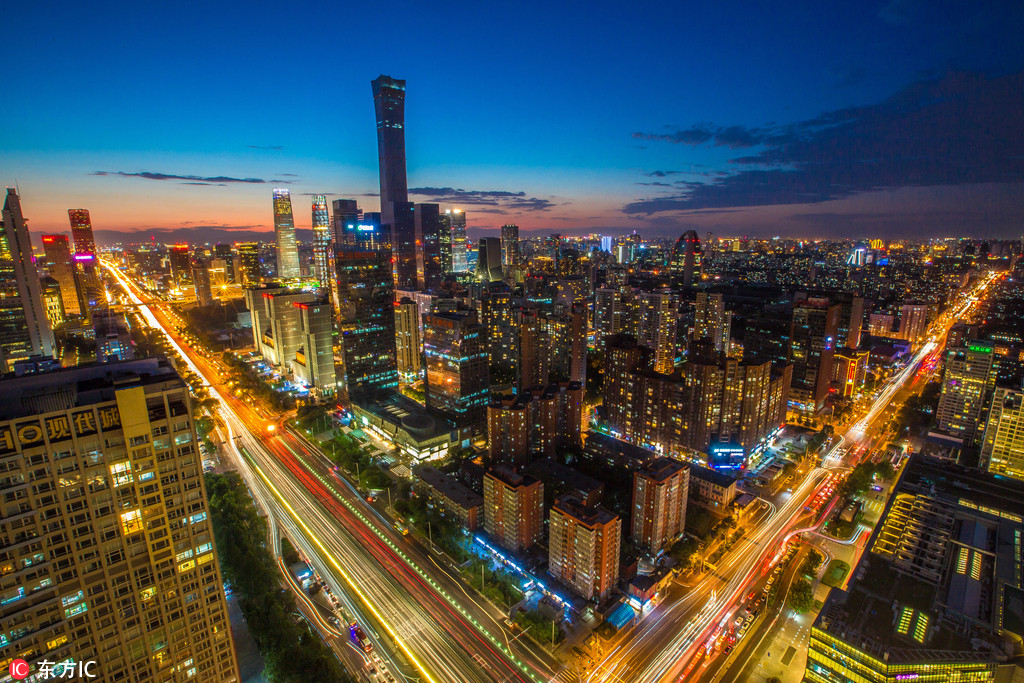 北京常住人口、外来人口双双下降