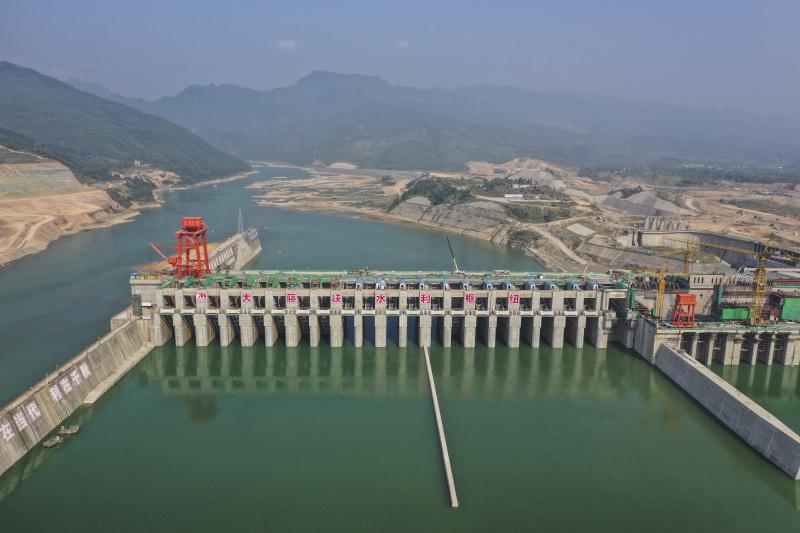 我国三年将投资约1.29万亿元推进150项重大水利工程建设