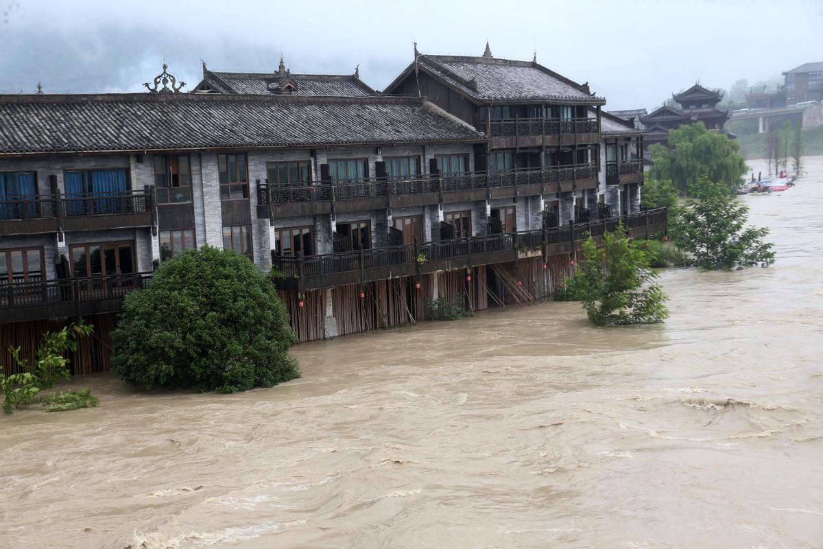 500余处文物因洪灾受损 该怎么保护?