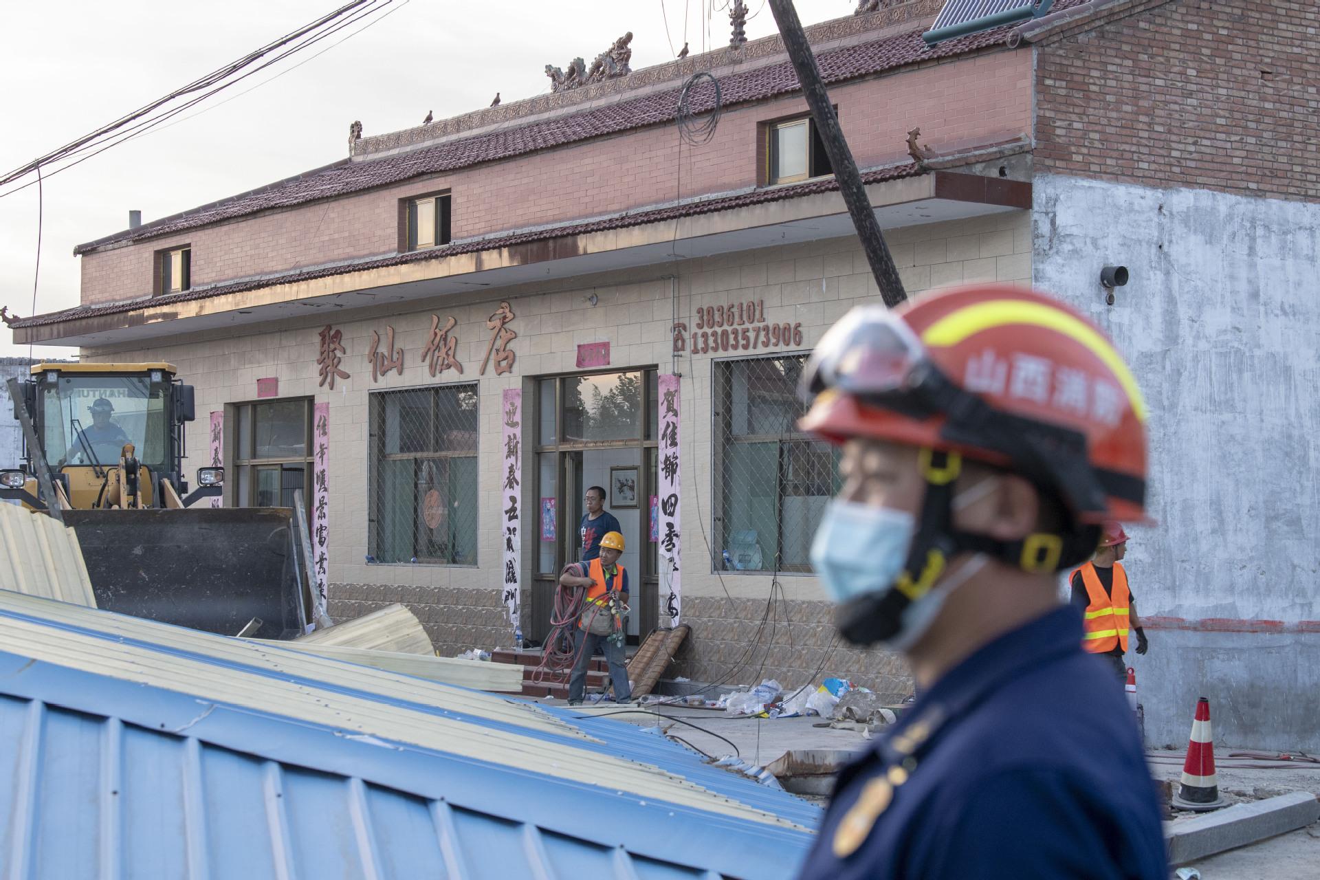 国务院安委会决定对山西襄汾县饭店坍塌事故查处进行挂牌督办