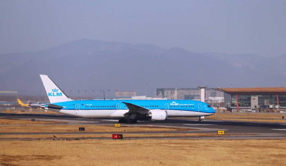 今日起 经第一入境点分流的北京国际客运航班将逐步恢复直航