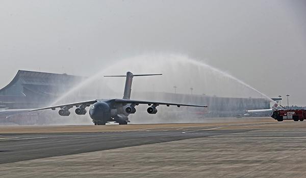 第七批在韩中国人民志愿军烈士遗骸回国
