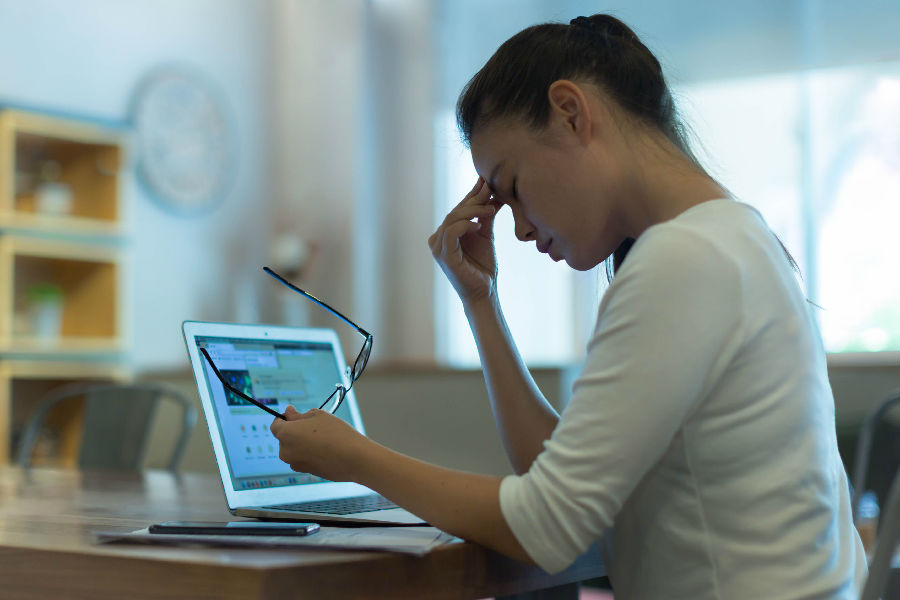超半数英国员工最担心就业问题