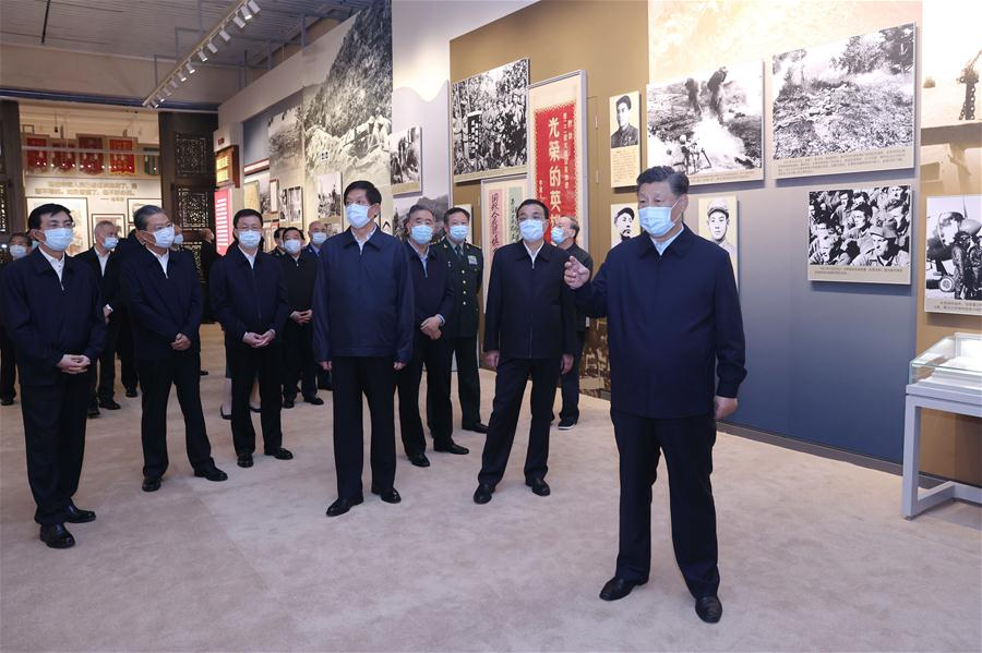 每日一词∣抗美援朝精神 spirit in War to Resist US Aggression and Aid Korea