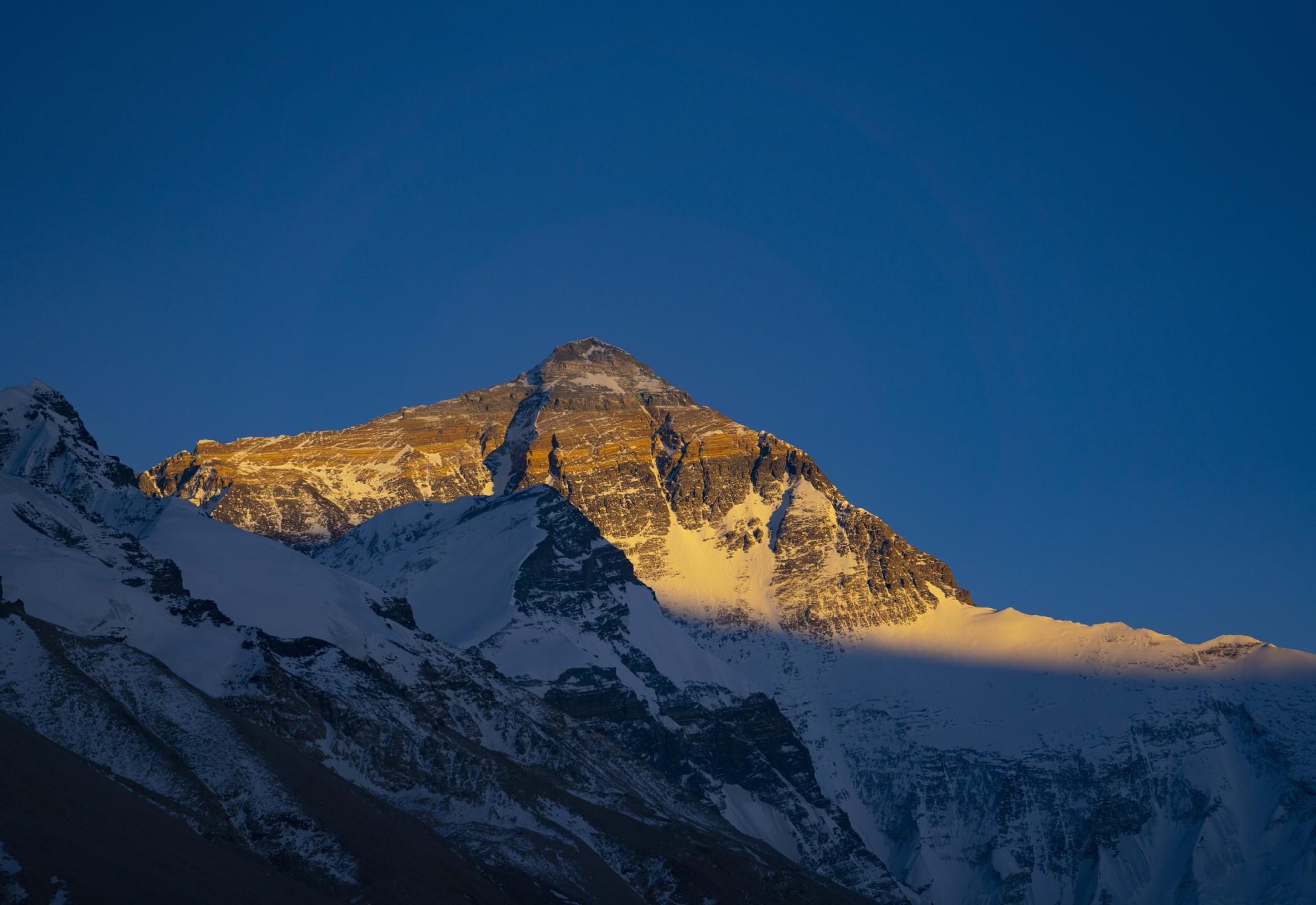 每日一词∣珠穆朗玛峰最新高程
