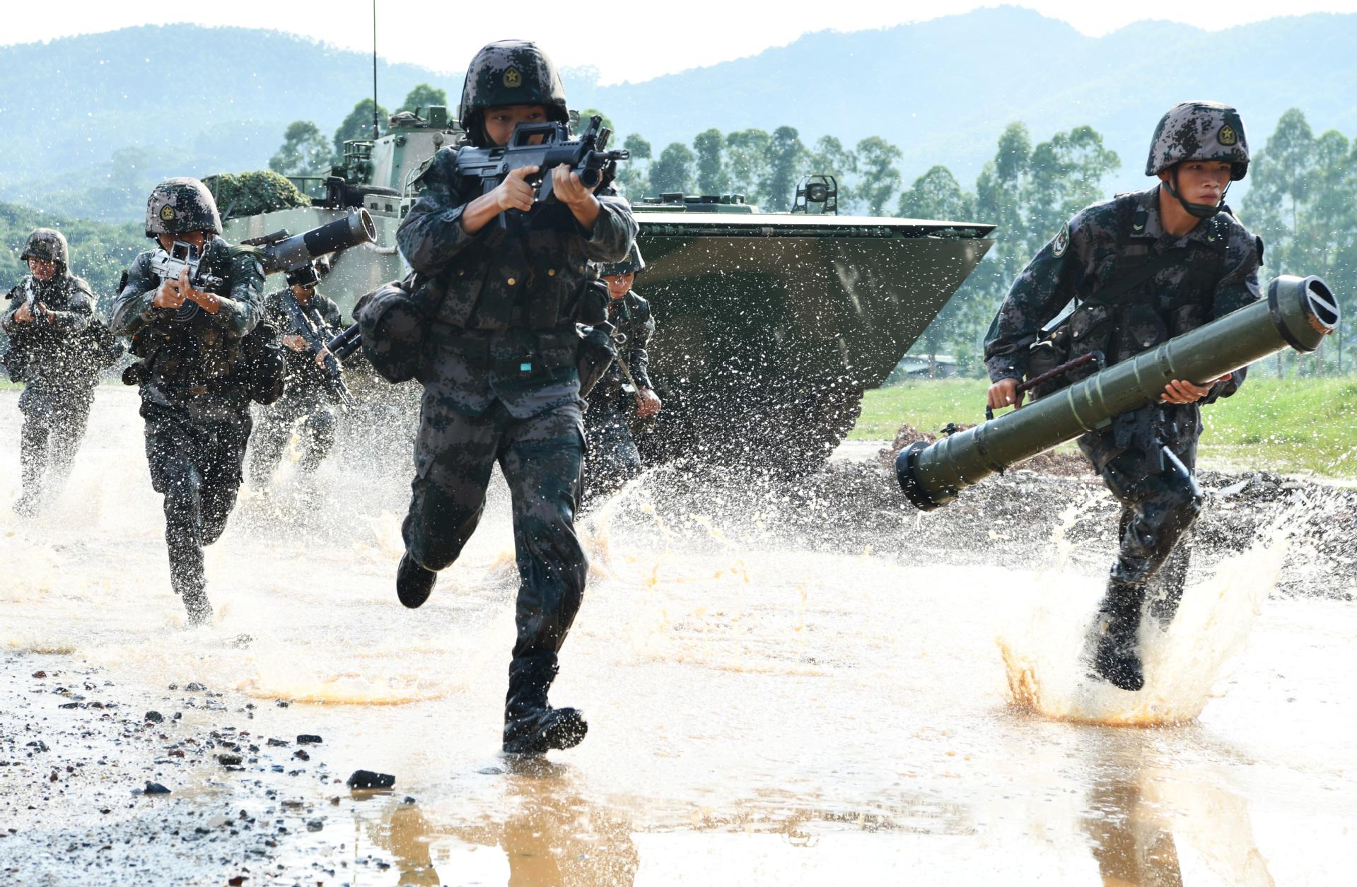 每日一词∣军事职业教育 military professional education