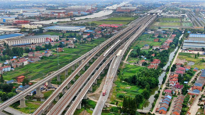每日一词∣中国交通的可持续发展